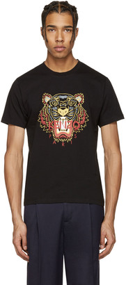Kenzo Black Tiger T-Shirt $120 thestylecure.com
