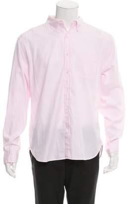 Alex Mill Woven Button-Up Shirt w/ Tags