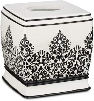 Famous Home Fashions Essence Damask Tissue Holder