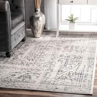 nuLoom Aaliyah Abstract Area Rug