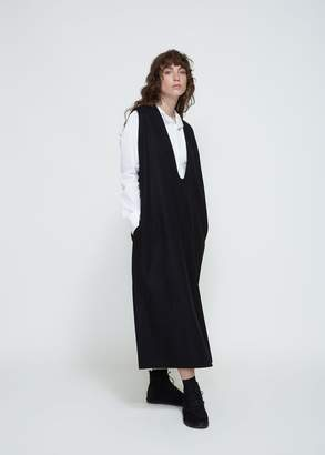 Yohji Yamamoto Y's by Sleeveless Long Dress