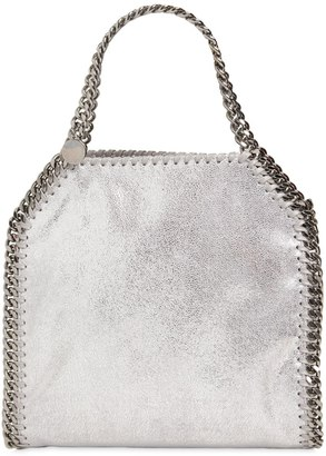 Stella McCartney Mini Bella Shiny Faux Leather Bag
