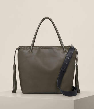 AllSaints Dive East West Tote