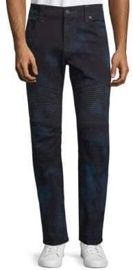 True Religion Moto Skinny Jeans