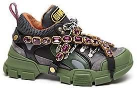1839a3e10e897 Gucci Men s Flashtrek Chunky Sneakers
