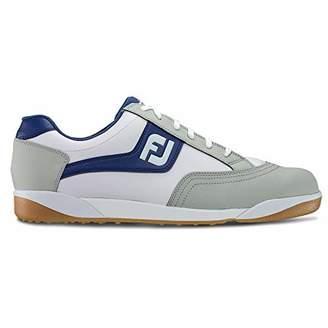 Foot Joy FootJoy Men's FJ Originals-Previous Season Style Golf Shoes White M Grey/Royal