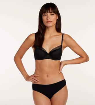 ThirdLove Everyday Cotton Lace Trim Bikini