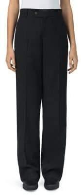 Loewe Cotton Tuxedo Trousers