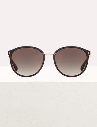 Maje Sunglasses in acetate and metal