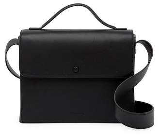 Steven Alan Beckham Boxy Top Handle Leather Crossbody Bag