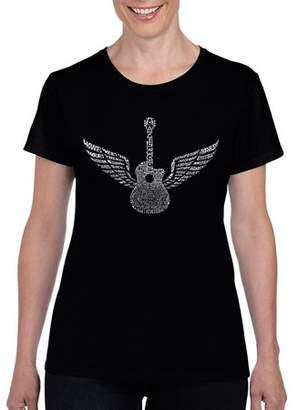 Los Angeles Pop Art Women's Amazing Grace T-Shirt