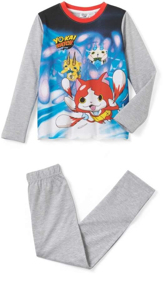 YO KAI WATCH Yo Kai Watch Pyjamas, 2-12 Years