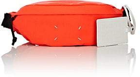 Maison Margiela Men's Canvas Belt Bag - Orange