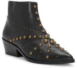1 STATE 1.STATE Sobel Studded Leather Booties