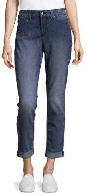 Sylvia Relaxed Boyfriend Jeans $124 thestylecure.com