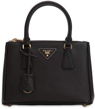 Prada Small Galleria Saffiano Leather Bag