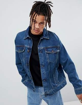 Cheap Monday Denim Jacket In Blue