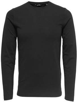 ONLY & SONS Basic Long-Sleeve Tee