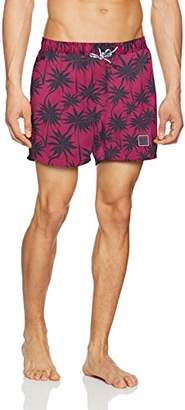93e1ba4b BOSS Men's Piranha Swim Shorts,X-Large