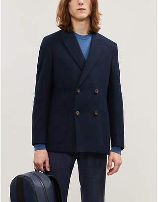 Richard James Towlin regular-fit cotton-blend blazer