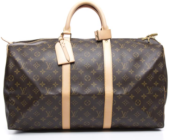 Louis VuittonLouis Vuitton Monogran Canvas Keepall 50 Bag
