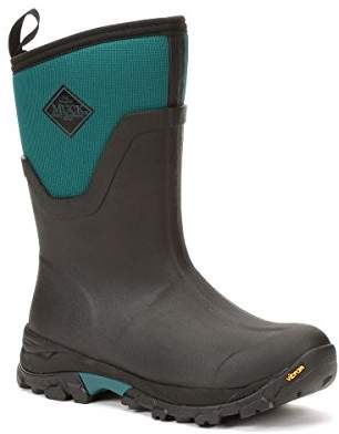 Muck Boot Muck Arctic Ice Extreme Conditions Mid-Height Rubber Women's Winter Boots with Arctic Grip Outsole