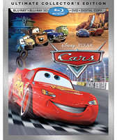 Disney Cars 3D Ultimate Collector's Edition
