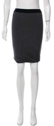 Alexander Wang Knee-Length Bodycon Skirt
