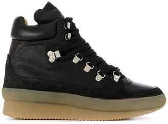 Isabel Marant Brent wedge heel sneakers