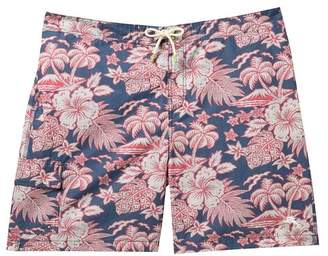 7f0d938f85 Tommy Bahama Baja Beach Batik Board Shorts (Big & Tall)