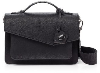 Botkier Cobble Hill Leather Crossbody Bag - Black $198 thestylecure.com