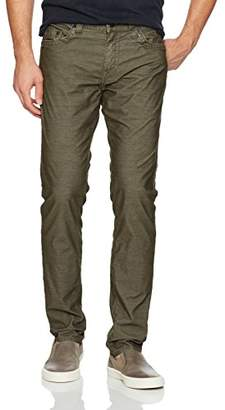 True Religion Men's Rocco Relaxed Skinny Corduroy2