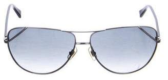 Miu Miu Aviator Gradient Sunglasses