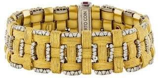 Roberto Coin 18K Diamond La Magnifica Bracelet