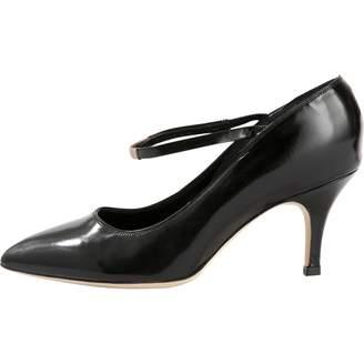 Marc Jacobs Black Leather Heels