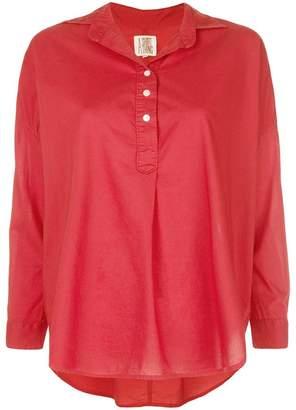 A Shirt Thing henley plain shirt