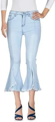 Jovonna London Denim pants - Item 42685189PA