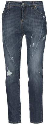 Made With Love Denim trousers