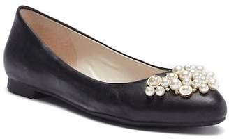 Louise et Cie Arella Leather Ballet Flat