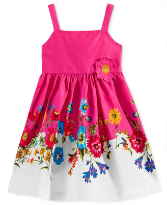 Blueberi Boulevard Floral Dress, Baby Girls (0-24 months) $34 thestylecure.com