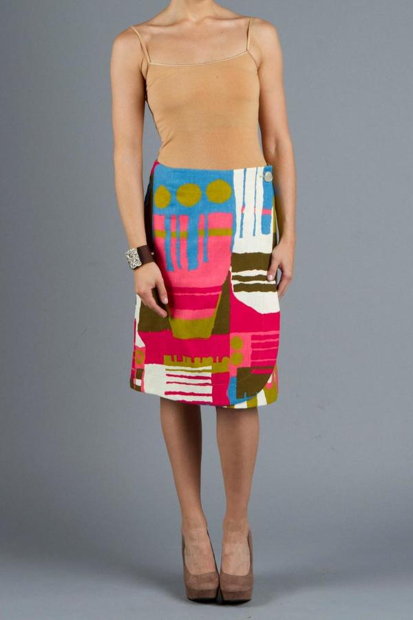 vian hunter Vintage Fabric Skirt