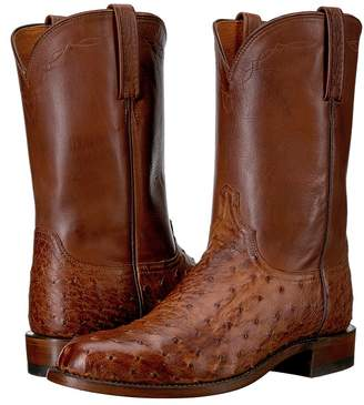 Lucchese Zane Cowboy Boots