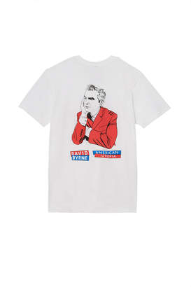 Opening Ceremony David Byrne Mouth Tshirt