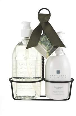 Provence Sante PS Kitchen Caddy Liquid Soap & Lotion- Linden