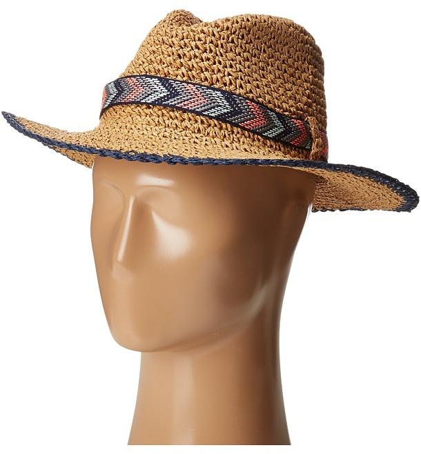 Echo Design - Crochet Panama Beach Hat Caps