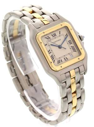 Cartier Panthere Anthracite gold and steel Watches