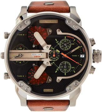 Diesel DZ7332 Brown Mr. Daddy 2.0 Chronograph Watch