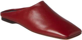 Celine Leather Soft Moccasin