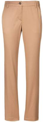 Marc Cain cropped slim-fit trousers