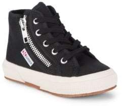 Superga Boy's Classic High Top Sneakers